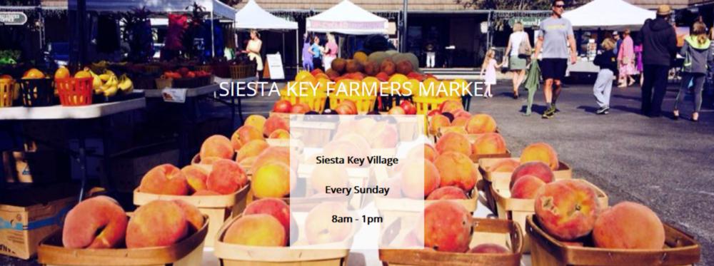 Siesta Key Farmers Market